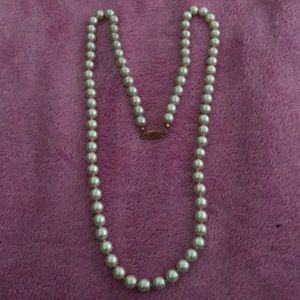 Jewelry - String of Pearls